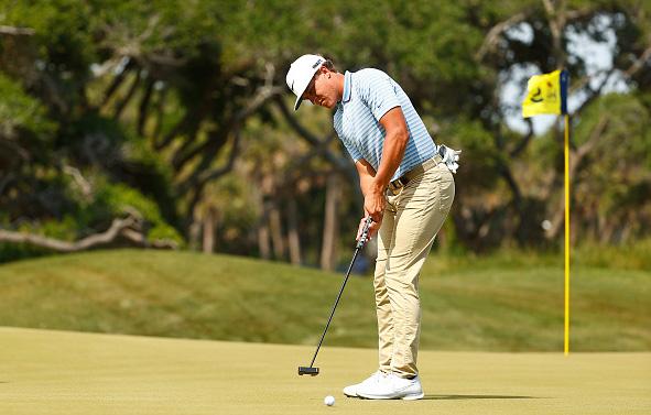 Cameron Champ Day 2 Practice 2021 PGA Championship at Kiawah Island Resort's Ocean Course