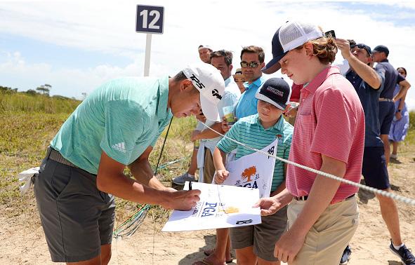 Day 3 Practice 2021 PGA Championship at Kiawah Island Resort's Ocean Course