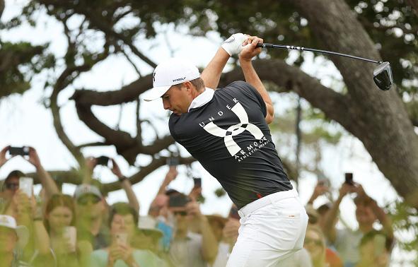 Jordan Spieth Day 3 Practice 2021 PGA Championship at Kiawah Island Resort's Ocean Course
