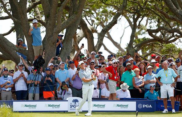 Rory McIlroy Day 3 Practice 2021 PGA Championship at Kiawah Island Resort's Ocean Course