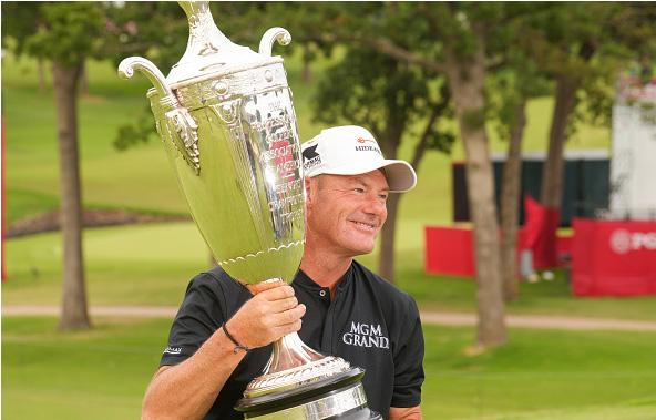 Alex Cejka Wins Sr. PGA Championship at Southern Hills CC