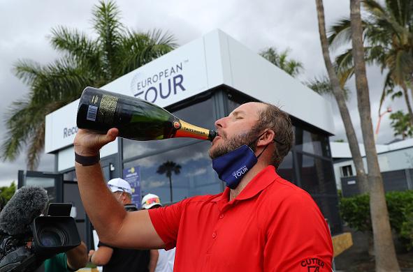 Dean Burmester Wins 2021 Tenerife Open at Golf Costa Adeje