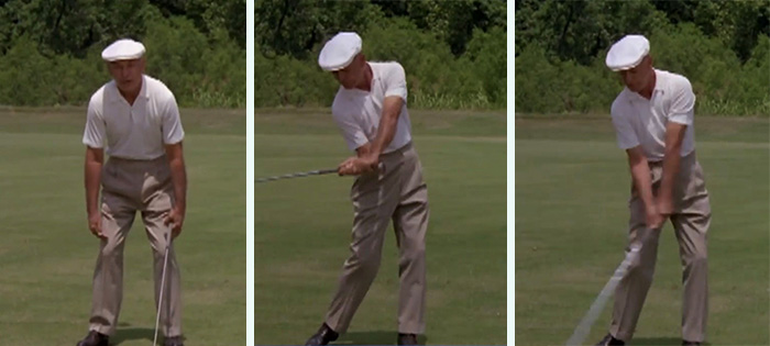 """Watch Ben Hogan Explain: """"The Most Important Thing in a Golf Swing ..."""