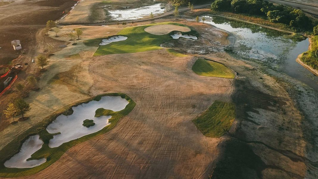 PGA Frisco East and West courses
