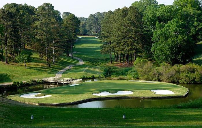 The Golden Horseshoe Golf Club