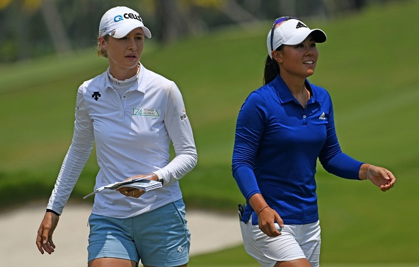 Nelly Korda and Danielle Kang Clinch Spots on Team USA Solheim Cup