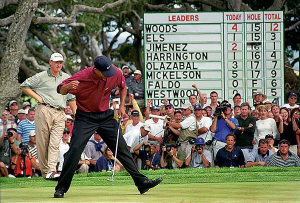 Tiger Woods 2000 U.S. Open