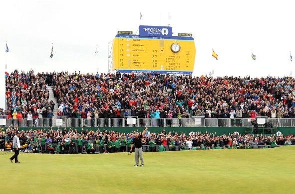 Darren Clarke Open Championship