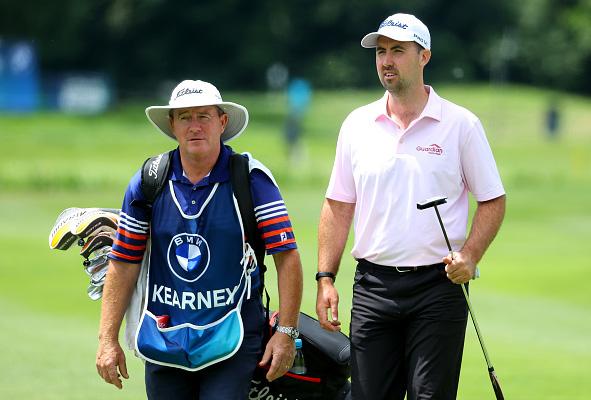 Niall Kearney BMW International Open