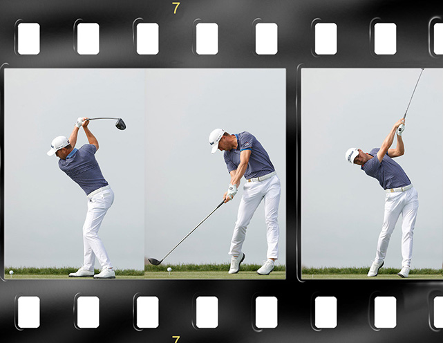 Justin Thomas Swing Sequence