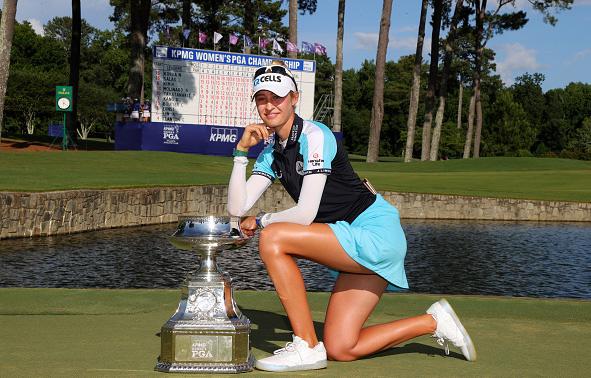Nelly Korda Wins KPMG Women's PGA Championship