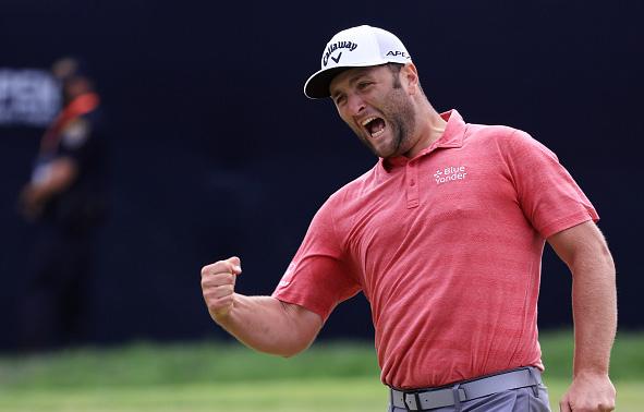 Jon Rahm Wins 2021 U.S. Open