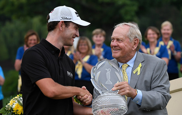 Patrick Cantlay Wins the 2021 Memorial Tournament