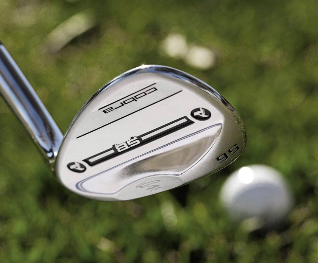 KING COBRA Wedges with Snakebite groove technology