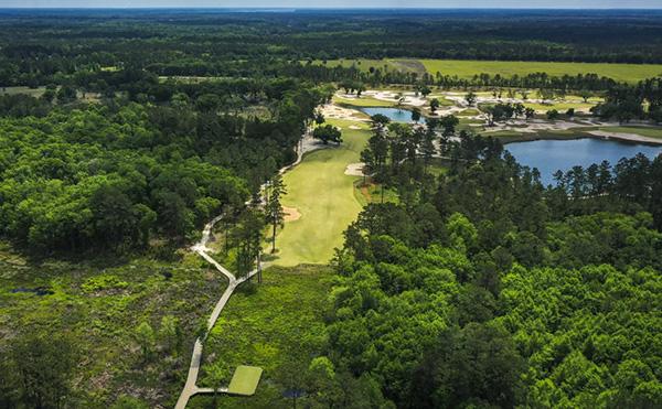 Conagree Golf Club Hole 2