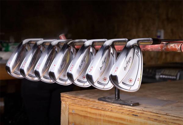 Ben Hogan Golf Edge EX irons