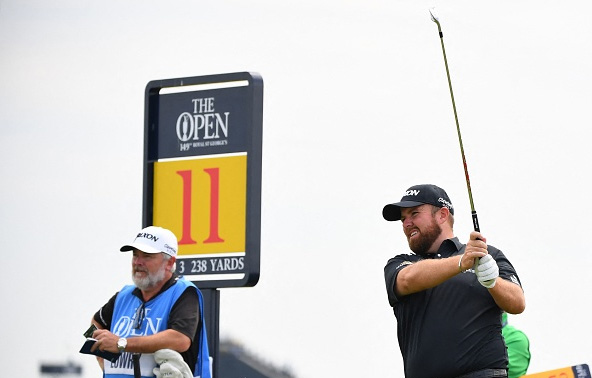 Shane Lowry at 149th Open Championship Royal St Georges