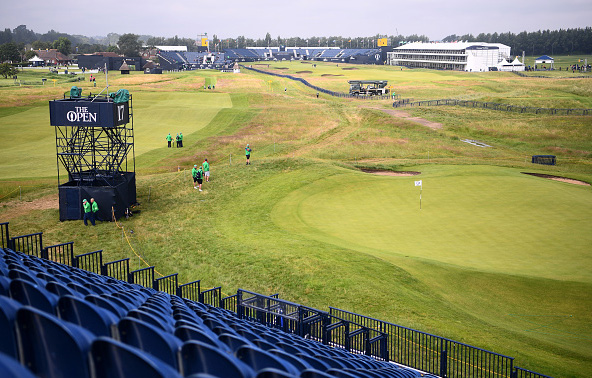 17th Hole at 149th Open Championship St George's