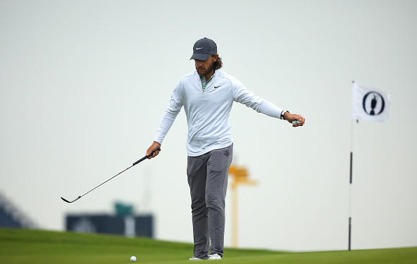 Tommy Fleetwood 149th Open Championship St George's