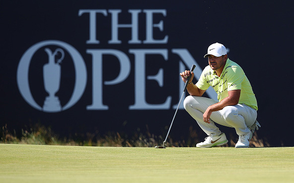 Brooks Koepka 149th Open Championship Royal St Georges