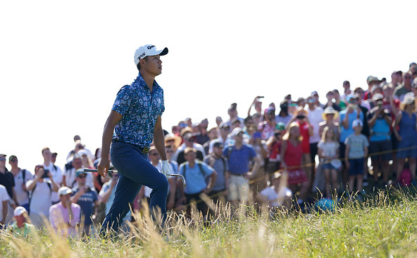 Collin Morikawa Wins 149th Open Championship Royal St Georges