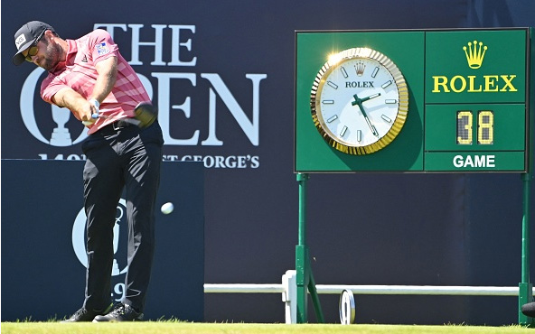 Corey Conners 149th Open Championship Royal St Georges