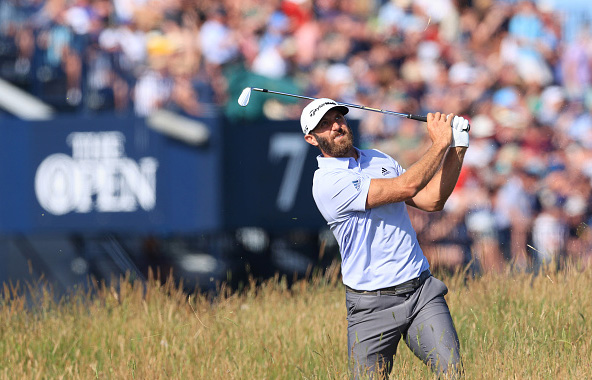Dustin Johnson 149th Open Championship Royal St Georges