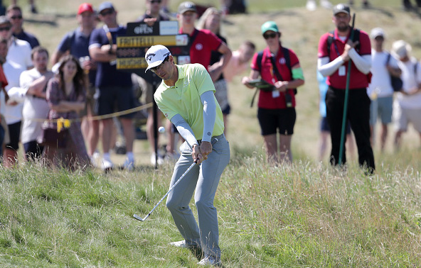 Dylan Frittelli 149th Open Championship Royal St Georges