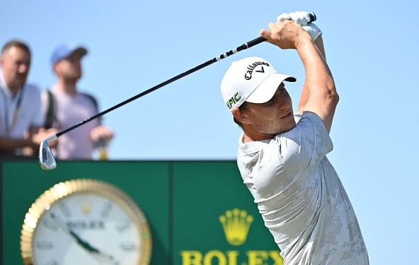 Emiliano Grillo 149th Open Championship Royal St Georges
