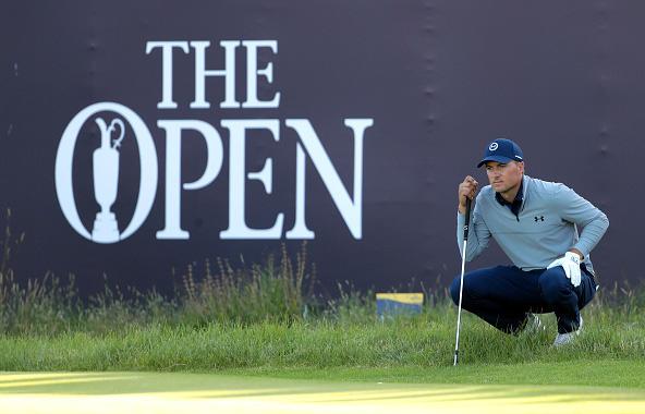 Jordan Spieth 149th Open Championship Royal St Georges