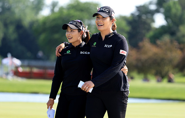 Ariya and Moriya Jutanugarn Sisters Win Dow Great Lakes Bay Invitational