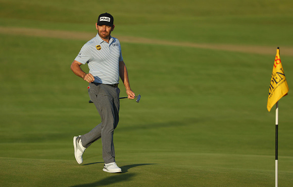 Louis Oosthuizen Leads 149th Open Championship Royal St Georges