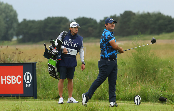 Patrick Reed 149th Open Championship Royal St Georges