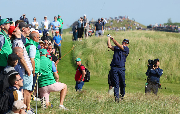 Phil Mickelson 149th Open Championship Royal St George's