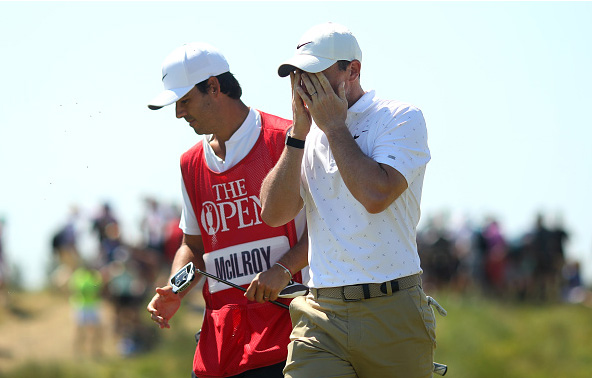 Rory McIlroy 149th Open Championship Royal St Georges