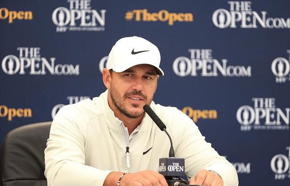 Brooks Koepka Bryson DeChambeau Open Championship