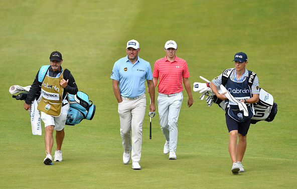 Lee Westwood and Matthew Fitzpatrick