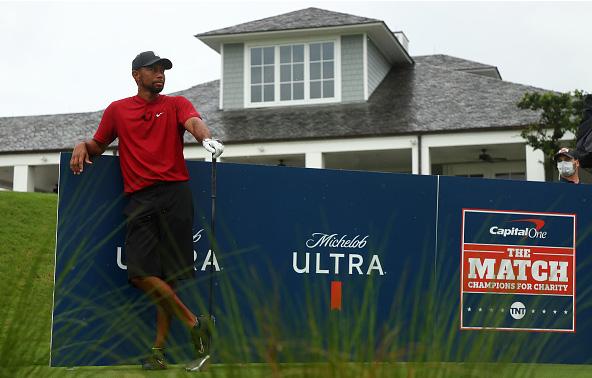 PGA TOUR Michelob Ultra Tiger Woods
