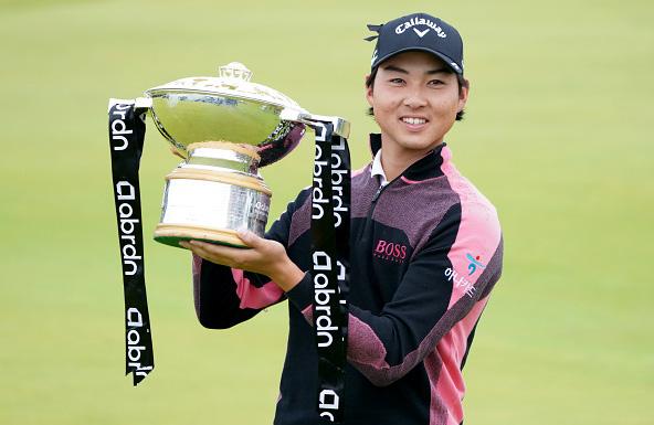 Min Woo Lee Wins Scottish Open
