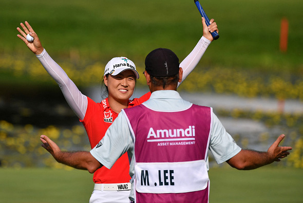 Minjee Lee Wins Evian Championship