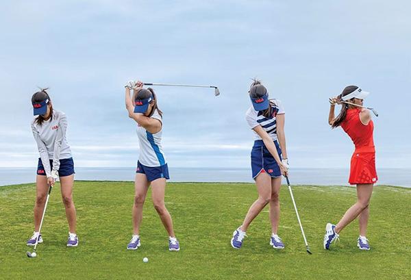 Olympic Golf Team USA
