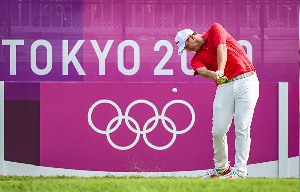 Sepp Straka Leads Tokyo 2020 Olympic Games