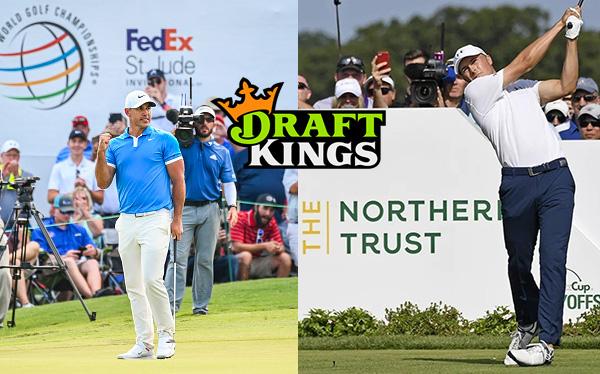 PGA TOUR DraftKings Betting Operator Houses