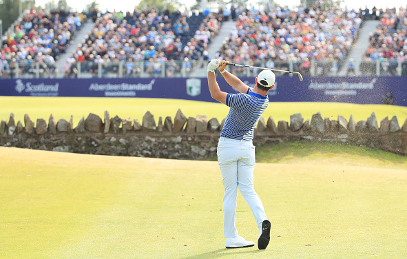 Rory McIlroy Scottish Open at The Renaissance Club