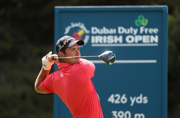 Lucas Herbert DDF Irish Open