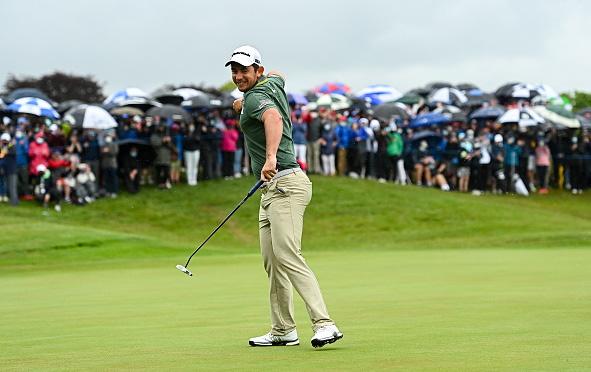 Lucas Herbert Wins Irish Open