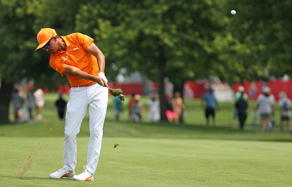 Rickie Fowler Rocket Mortgage Classic