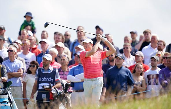 Matt Fitzpatrick Scottish Open