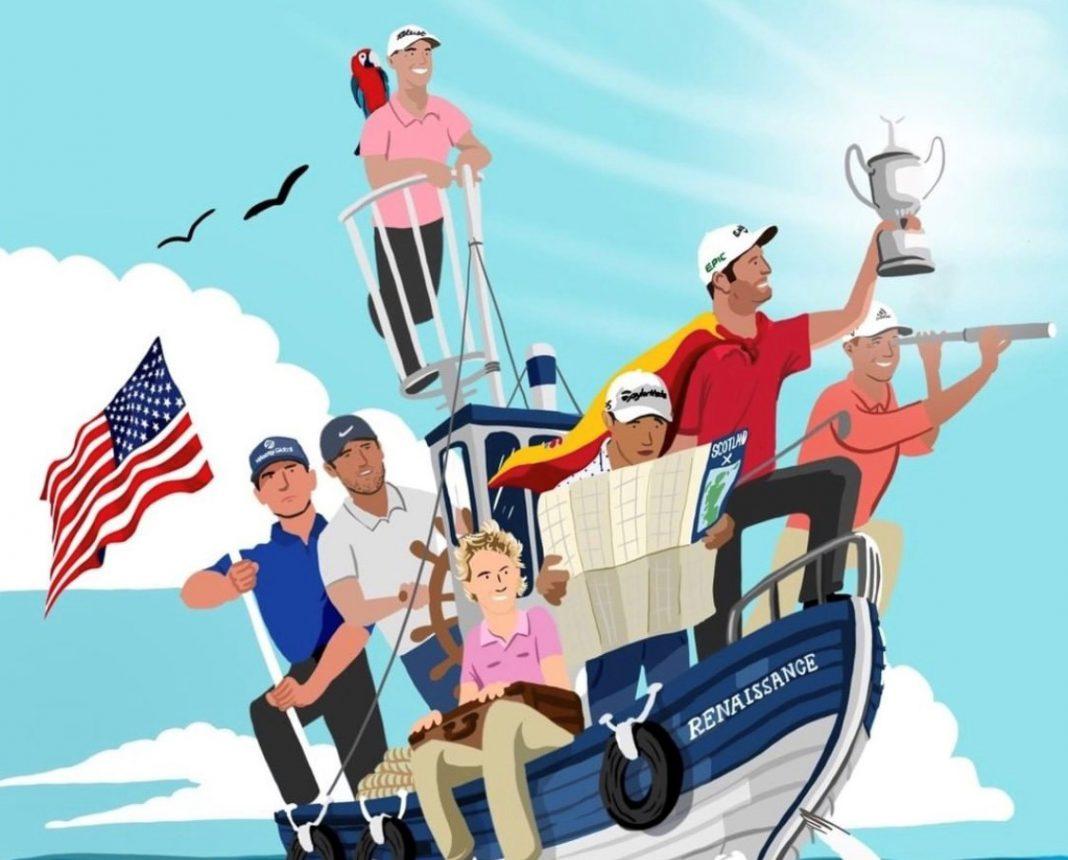 U.S. PGA Tour stars headline the Scottish Open
