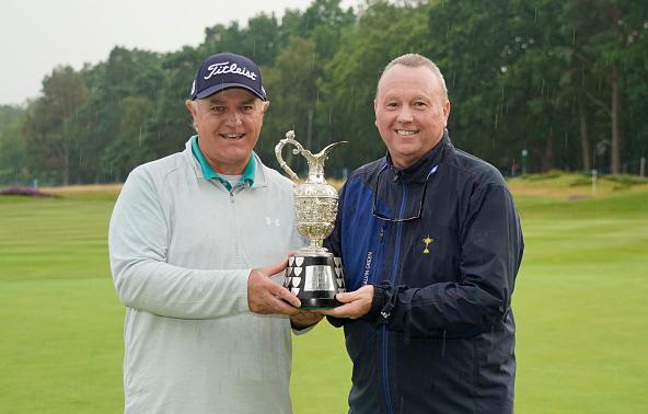 Stephen Dodd Wins Senior Open